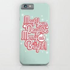 Merry & Bright Slim Case iPhone 6s