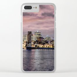 Pink Martini at Montreal Clear iPhone Case