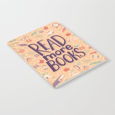 Read more books Notebook