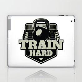 Train Hard Laptop & iPad Skin