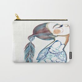 A Dream Recovered Carry-All Pouch