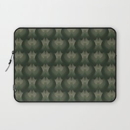 Dragon Scales - Moss  Laptop Sleeve