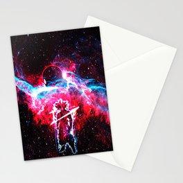 goku and jiren Stationery Cards