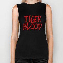 Tiger Blood Biker Tank