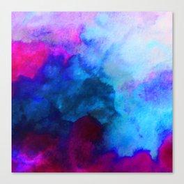 Electromagnetic Canvas Print