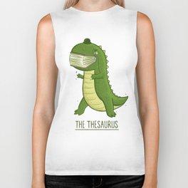 The Thesaurus Biker Tank