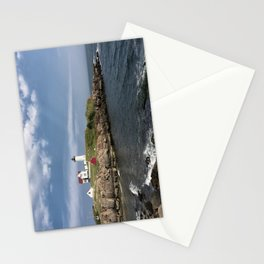 Nubble Lighthouse in Summer Stationery Cards