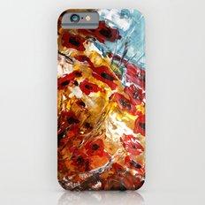 Poppies Slim Case iPhone 6
