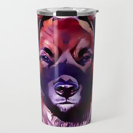 The Eurasian Dog Travel Mug