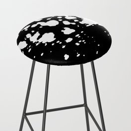 Bleached Tee Bar Stool