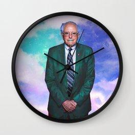 Kawaii Bernie is Bae Wall Clock