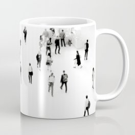 Connect the Dots at the Oculus New York Coffee Mug