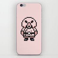 earthbound iPhone & iPod Skins featuring Pigmask - Mother 3 / Earthbound 2 by Studio Momo╰༼ ಠ益ಠ ༽