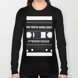 Sonic Youth Sonic Death Long Sleeve T-shirt