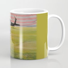 Static Line, Blackhawk, Okinawa Japan Coffee Mug