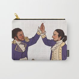 Immigrants - we get the job done Carry-All Pouch