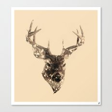 Cervus (Classic Version) Canvas Print