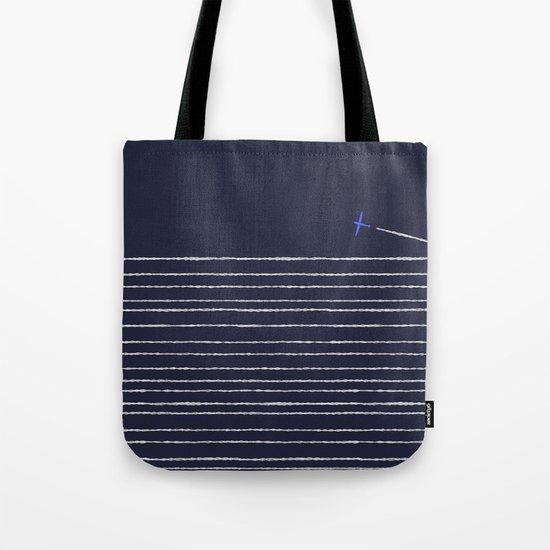 Boooo, Night-Flight! Tote Bag