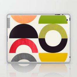 Playground II Lemon Lime Grapefruit Orange Laptop & iPad Skin