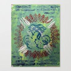 br Canvas Print