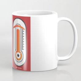 cold-hot glance Coffee Mug