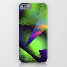Blues Music Slim Case iPhone 6s