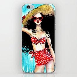 Olas gigantes iPhone Skin