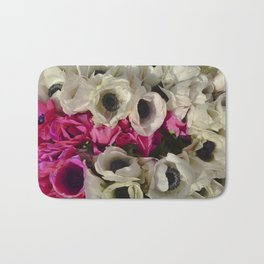 Flowers Bath Mat