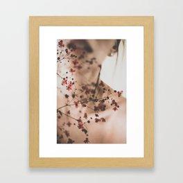 Tattooed by Omerika Framed Art Print