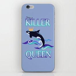 She's a Killer Queen iPhone Skin