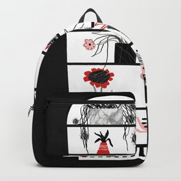 Piano = cupboard Backpack