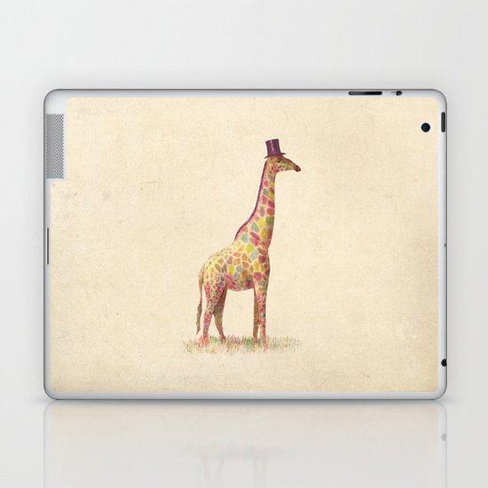 Fashionable Giraffe Laptop & iPad Skin
