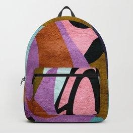 A pretty Tulip Bouquet II Backpack