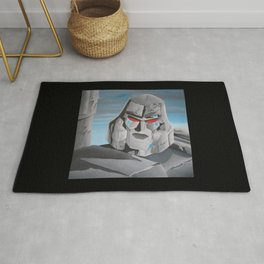 Transformers Megatron G1: It's Over Prime! Rug