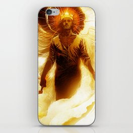 The Son of Man iPhone Skin