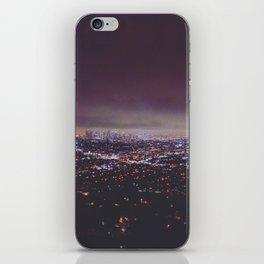 Smokey Skyline iPhone Skin