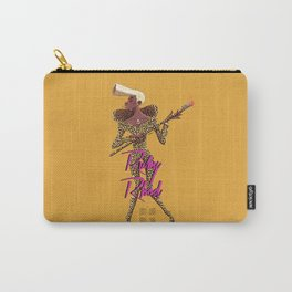 Ruby Rhod Carry-All Pouch