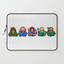 RPG Sprite Wizards Laptop Sleeve