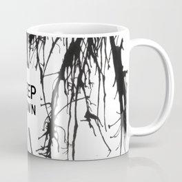 Deep down Coffee Mug