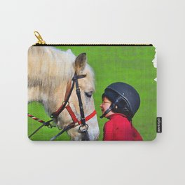 Riding for the Disabled Association Carry-All Pouch