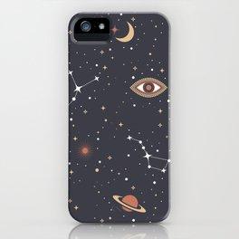 Mystical Galaxy iPhone Case