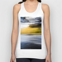 blur Tank Tops featuring Blur by Ben Howell