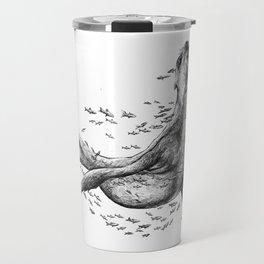 Seal and Fish Travel Mug