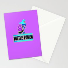 Turtle Power Stationery Cards