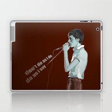 Fad Gadget Laptop & iPad Skin