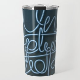 Unplugged Travel Mug