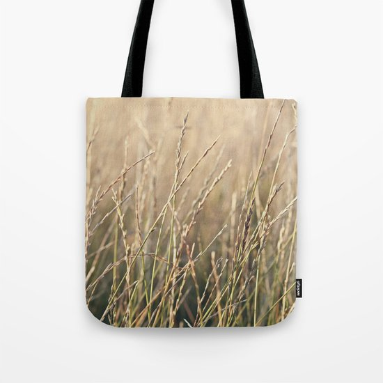Field in the Sun Tote Bag