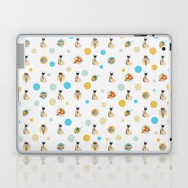 Italian Food Collection Laptop & iPad Skin