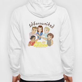 1D fans united to raise money for Rays of Sunshine! Hoody