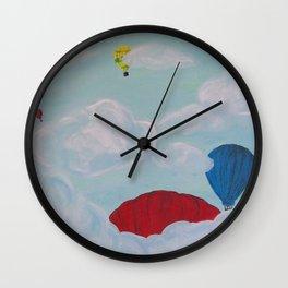 Adventuring Through the Sky Wall Clock